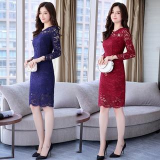 Đầm Ren Váy Len Cho Ngày Mới Siêu Chất - gdjd2g2a thumbnail