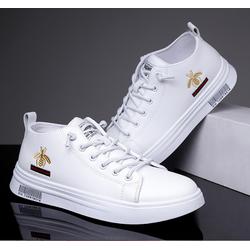 Giày Sneaker nam da thêu hình độc HOT 2020 BH7