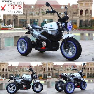 xe máy ô tô điện cho bé cỡ lớn - 1v3g thumbnail
