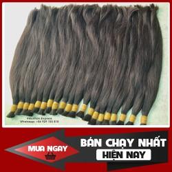 [Free Ship Toàn Quốc ] Cung cấp tóc nối tự nhiên 45cm - Cam kết chưa qua xử lý hóa chất - Natural hair extensions