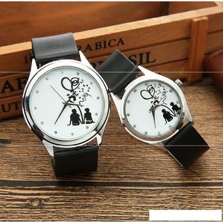 [MIỄN PHÍ VẬN CHUYỂN] Đồng hồ đôi tình nhân phong cách Hàn Quốc Luxury Korea, đồng hồ cặp mẫu mới nhất, tặng hộp và pin dự phòng, bảo hành 2 năm - TRANG2NGUOI 7