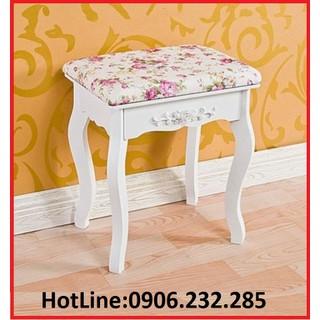 Ghế ngồi bàn trang điểm - Ghế ngồi cho bàn trang điểm - Ghế ngồi trang điểm thumbnail