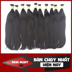 [Free Ship Toàn Quốc ] Tóc nối tự nhiên 70cm - Cam kết chưa qua xử lý hóa chất - Natural hair extensions