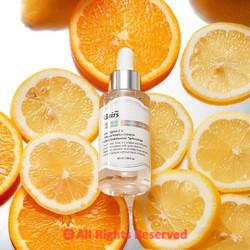 (DATE 20-02-2023) Tinh Chất Vitamin C Giúp Mờ Thâm Nám, Trắng Sáng Dành Cho Da Nhạy Cảm Klairs Freshly Juiced Vitamin Drop 35ml