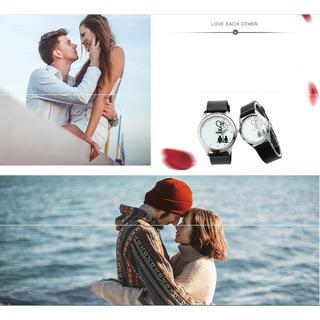 [MIỄN PHÍ VẬN CHUYỂN] Đồng hồ đôi tình nhân phong cách Hàn Quốc Luxury Korea, đồng hồ cặp mẫu mới nhất, tặng hộp và pin dự phòng, bảo hành 2 năm - TRANG2NGUOI 4