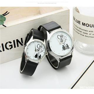 [MIỄN PHÍ VẬN CHUYỂN] Đồng hồ đôi tình nhân phong cách Hàn Quốc Luxury Korea, đồng hồ cặp mẫu mới nhất, tặng hộp và pin dự phòng, bảo hành 2 năm - TRANG2NGUOI 5