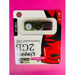 THIÊT BỊ LƯU TRỮ USB 2GB CHUẨN 2.0 2 CÁI
