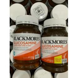 Mẫu mới Hộp 180 viên uống hỗ trợ xương khớp Blackmore Glucosamine Úc