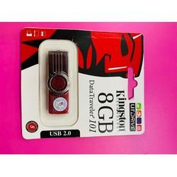THIÊT BỊ LƯU TRỮ USB 8GB CHUẨN 2.0 2 CÁI