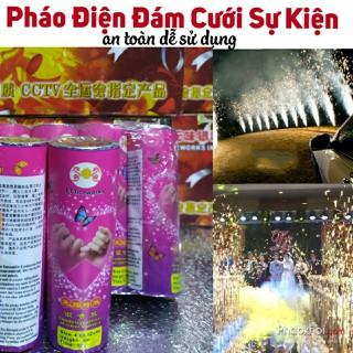 Pháo đám cưới tổ chức sự kiện không mùi ít khói an toàn khi sử dụng - PHAO ĐIỆN thumbnail