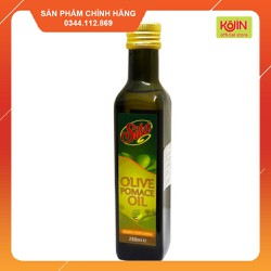 Dầu Oliu Nguyên Chất Pomance Olive Oil Nhãn Hiệu Sitá 250Ml - Nhập Khẩu Ý