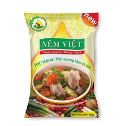 Hot Trend - Gói 250gr hạt nêm thịt, xương hầm và tủy - Nêm Việt hàng Việt chất lượng cao top gia vị bán chạy