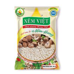Gói 400gr hạt nêm từ nấm hương - Siêu tiết kiệm chinh phục mọi công thức nấu cả chay và mặn top gia vị bán chạy