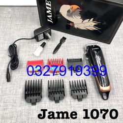 Tông đơ cắt tóc JAME 1070 lưỡi kép