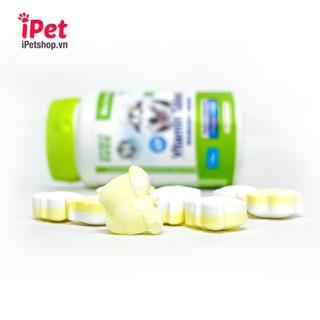 Viên Bổ Sung Dinh Dưỡng Cho Chó Mèo Spirit Canxi Khoáng Đẹp Lông Da Vitamin - iPet Shop - SP000796 4
