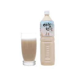 Nước Gạo Rang Hàn Quốc Woongjin Chai 1,5L đồ uống ngon bổ rẻ