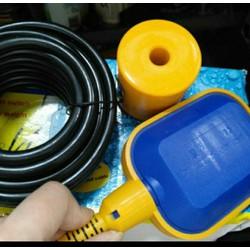 phao điện máy bơm chống tràn chống cạn dài 2mét