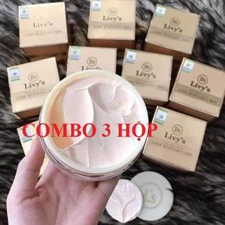 [TRỢ SHIP] COMBO 3 HỘP KEM BODY LIVY - THÁI LAN CHÍNH HÃNG - HM179 thumbnail