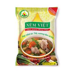 Dòng Horeca gói 1KG hạt nêm thịt, xương hầm và tủy - Cho mọi gia đình Nêm Việt hàng Việt chất lượng cao top gia vị bán chạy