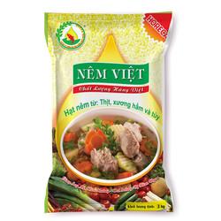 Dòng Horeca gói 3KG siêu tiết kiệm hạt nêm thịt, xương hầm và tủy - Nêm Việt hàng Việt chất lượng cao top gia vị bán chạy