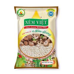 Gói 200gr hạt nêm từ nấm hương - Nấu lẩu chay mặn đậm đà vị nấm gia vị bán chạy
