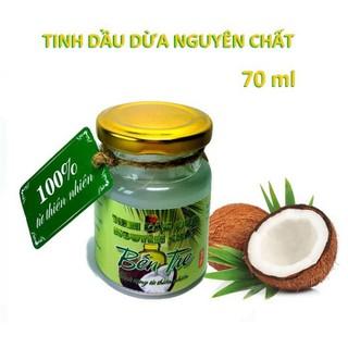 dầu dừa ủ tóc - dầu dừa bến tre 70ml thumbnail