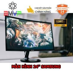 Màn Hình Cong SamSung 24inch FullHD 4ms 60Hz  - Hàng Chính Hãng