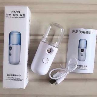 Máy phun sương nano tạo độ ẩm cho da - máy phun sương mini thumbnail