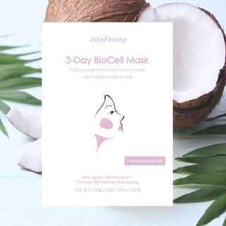 Mặt nạ dừa Collagen Nha đam giúp da trắng sáng, mịn màng - Hộp 6 miếng - matnacollagen thumbnail
