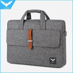 Túi Xách Laptop Nam Nữ Công Sở , Cặp xách Thời Trang LAZA TX467 thiết kế sang trọng , tinh tế, có nhiều ngăn tiện lợi , chứa được laptop 17 inch - Chính hãng phân phối