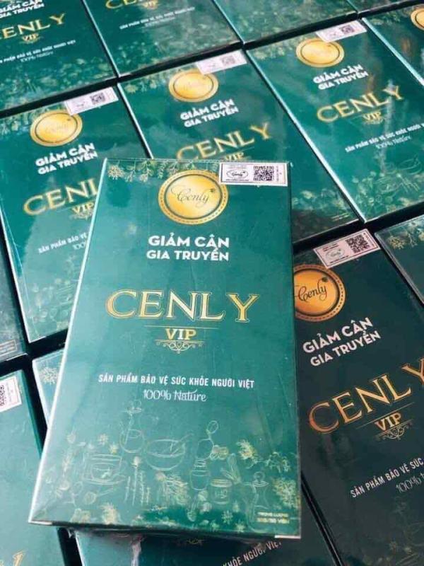 Giảm cân cenly VIP - giảm cân cenly - GCCLV 3