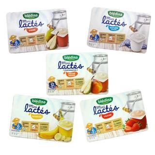 Sữa Chua Bledina Pháp Vỉ 6 Hộp - Sữa Chua Cho Bé Từ 6 Tháng - Bledina thumbnail