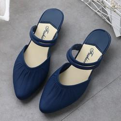 Giày nữ có quai mũi nhọn hàn quốc GN23