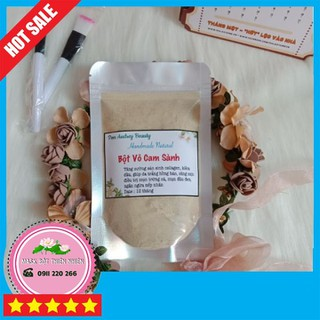 Bột Vỏ Cam Handmade Trị Mụn Sáng Da Sản Sinh Collagen - n44 7