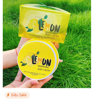 Kem body Lemon Chanh- Body Lemon- Kem body - lemon thumbnail