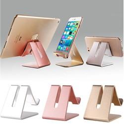 Giá đỡ điện thoại, iphone, ipad, smartphone, tablet hợp kim nhôm S014