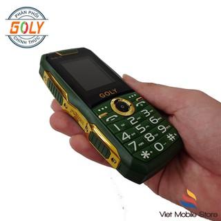 Điện thoại Goly Base 15 2 sim 2 sóng , mẫu mã hầm hố , pin trâu - Bảo hành 12 tháng - Goly Base 15 thumbnail
