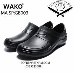 giày bếp,giày đầu bếp gb003
