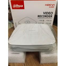 ĐẦU GHI HÌNH DAHUA XVR4104C-X1 4 KÊNH-Đầu ghi hình 4 kênh hỗ trợ camera HDCVI/TVI/AHD/Analog/IP.