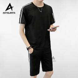 Bộ quần áo thể thao nam năng động 4AT - BTT - 216 - 3 GẠCH - 4ATALANTA