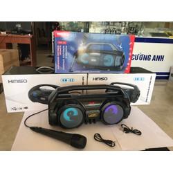 ( Hàng mới  về )Loa Karaoke Bluetooth xách tay Kimiso KM-S1 - S2 – S3 -  micro có dây - Hàng chính hãng – BH 12 tháng.