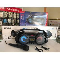( Hàng chất ) Loa Karaoke Bluetooth xách tay Kimiso KM-S1 - S2 – S3 -  micro có dây - Hàng chính hãng – BH 12 tháng.