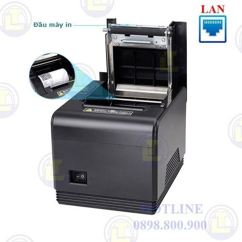 Máy in hóa đơn khổ 80mm xprinter xp-q200
