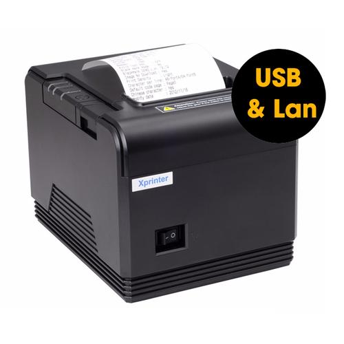 Máy in hóa đơn, in bill xprinter xp-q200