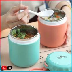 BÌNH Ủ CHÁO GIỮ NHIỆT 430ML TIỆN LỢI - Bình ủ cách nhiệt giữ nóng đồ ăn