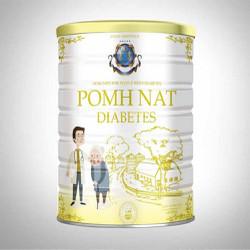 Sữa cho người tiểu đường, người ăn kiêng POMH NAT DIABEST lon 900g