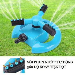 Vòi Phun Xoay 360 Độ Thông Minh Tưới Nước - HĐ277 thumbnail