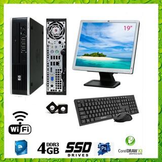 Bộ máy tính Đồng bộ HP8200.lcd 19in mini.Chạy SSD.thế hệ mới sk1155 - BỘ-MÁY-HP8200-LCD19-SSD thumbnail