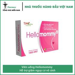 Hellomommy / Hello Mommy - Hỗ trợ tăng cường sức khỏe phụ nữ, giảm nguy cơ vô sinh - Hộp 20 viên - Tổng Kho MiềnNam