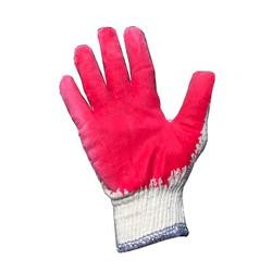Combo 5 đôi găng tay bảo hộ lao động phủ cao su xuất Hàn quốc